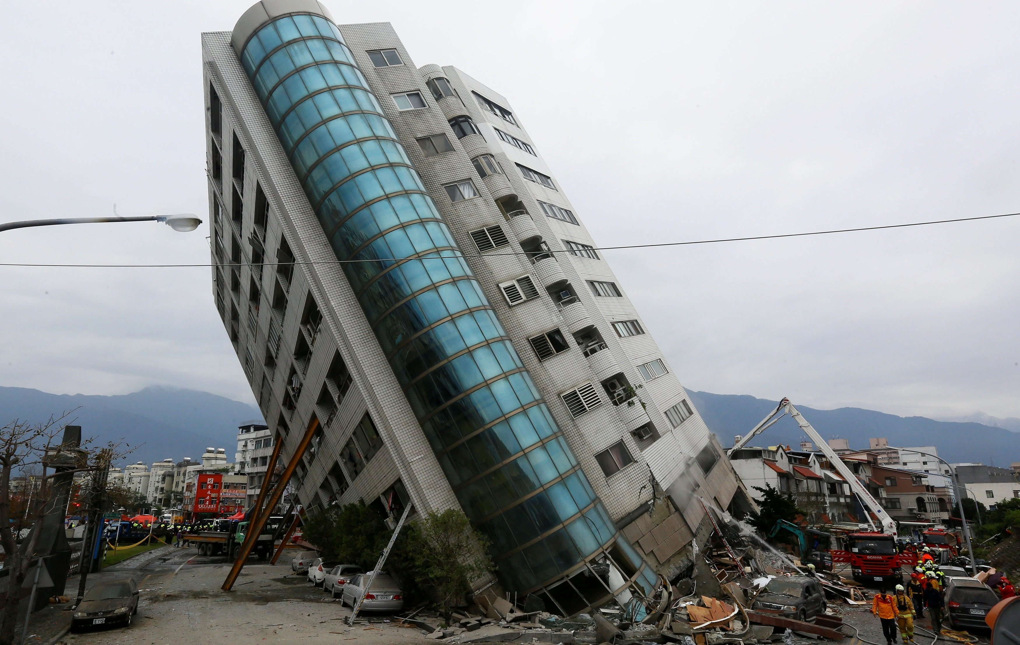 Further Updates - What You Need to Know About the Quakes in Taiwan